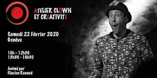 Atelier Clown et créativité