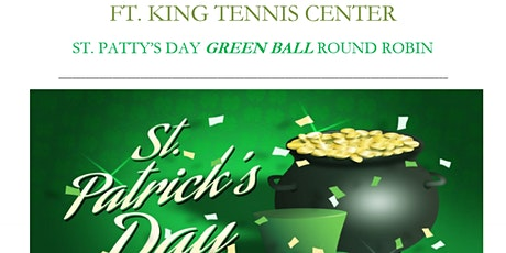 2020 Ft. King St. Patty's Day Green Ball Round Robin tickets