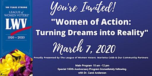 Women's History Day Celebration 2020 !