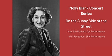 On the Sunny Side of the Street: The Music of Dorothy Fields tickets