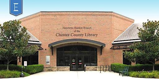 College Financial Workshop at the Henrietta Hankin Branch Library