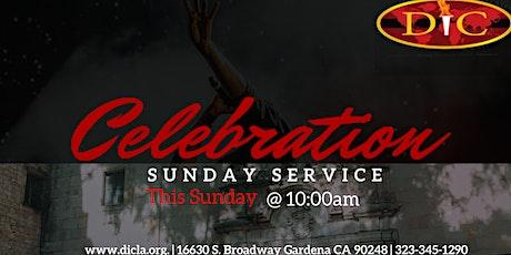 Celebration Service tickets