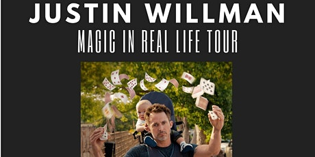 JUSTIN WILLMAN VIP TICKETS GIGGLE WITH GILDA tickets