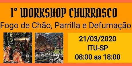 1º WORKSHOP CHURRASCO DE ITU - SP ingressos