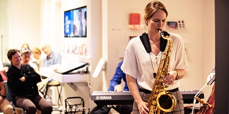 BGC Late: Jazz & Conversation in the Gallery, Gender and Collective Action tickets