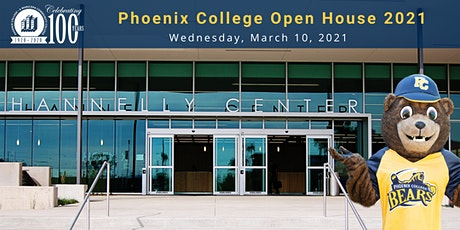 Phoenix College Centennial Open House tickets