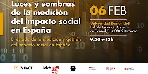 Luces y sombras de la medición del impacto social en España