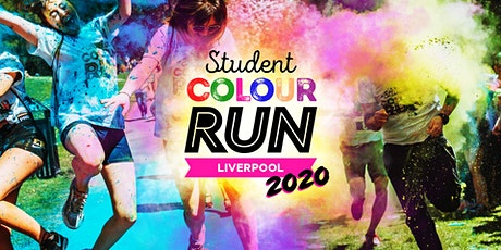 Student Colour Run Liverpool 2021 tickets