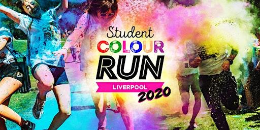 Student Colour Run Liverpool 2020
