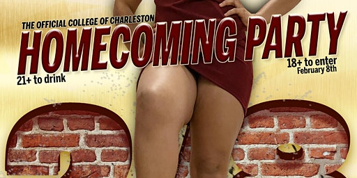 Pressure (The official CofC Homecoming Party)
