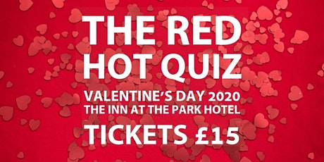 The Red Hot Quiz tickets