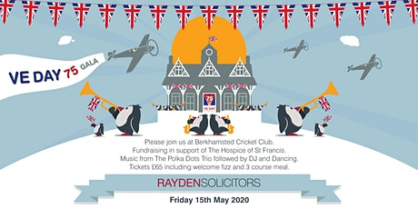 VE Day 75 Gala - celebrate with Rayden Solicitors tickets