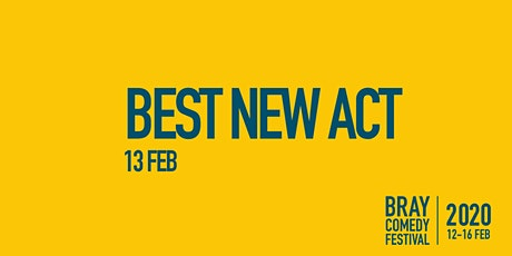 Best New Act Competition 2020 tickets