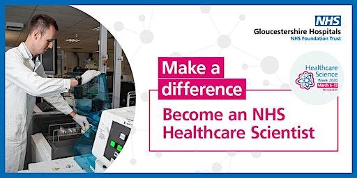 Healthcare Science Week careers event
