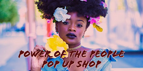 Power of the People Pop Up Shop tickets