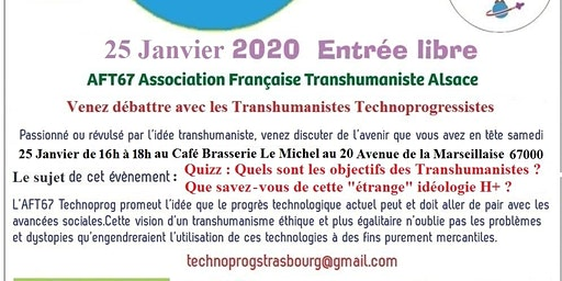 Débat sur le Transhumanisme