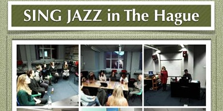 Jazz Vocal Training APRIL Course in The Hague tickets