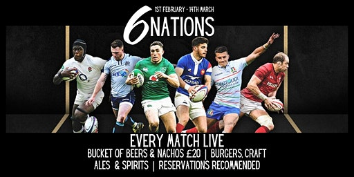 Six Nations - Every Game Live