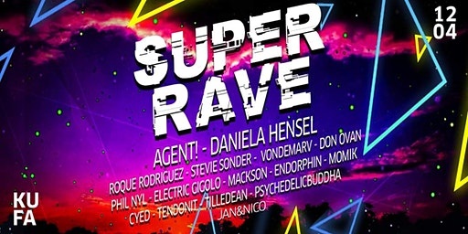 Super Oster Rave w/Agent (Cocoon)