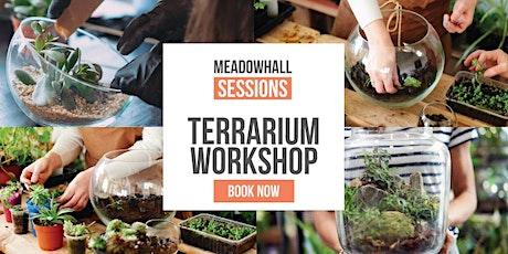 Bottle Terrarium Workshop tickets