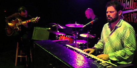 The Ken Clark Organ Trio tickets