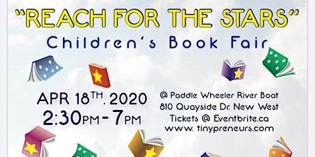 Reach for the Stars  Children's Book Fair tickets