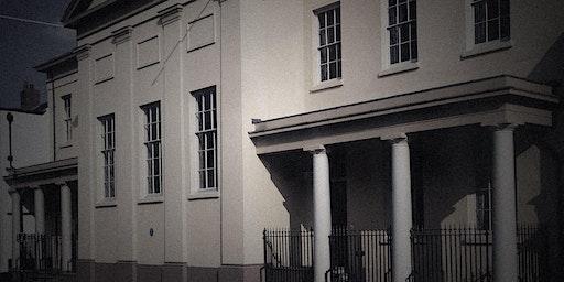 Judge's Lodgings Ghost Hunt, nr Leominster   Saturday 1st February 2020