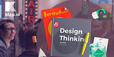 ⚡️2 jours pour vous initier au Design Thinking by KLAP⚡️PARIS billets