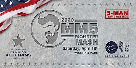 Monster Mash 2020 tickets