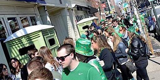 Syracuse St Paddy's Bar Crawl
