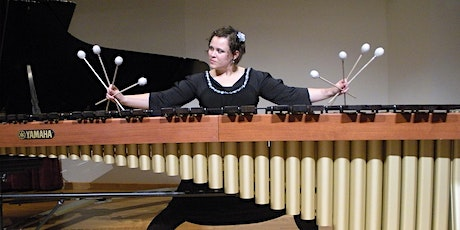 Jane Boxall: Solo Marimba tickets