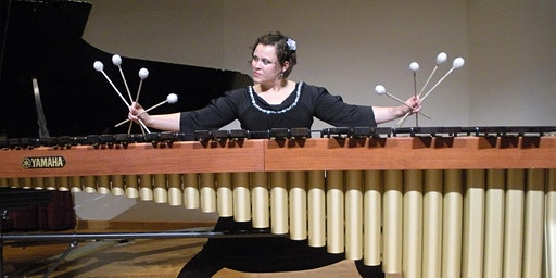 Jane Boxall: Solo Marimba