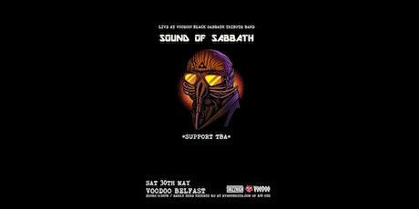 Sound Of Sabbath tickets