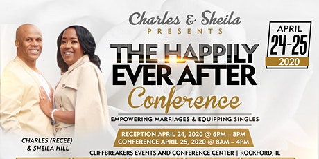 Happily Ever After Conference 2020 tickets