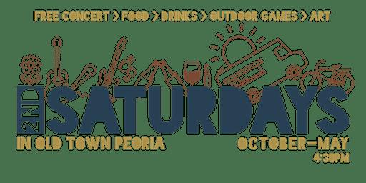Peoria's 2nd Saturdays - Vegan TasteBudz Pop Up Restaurant