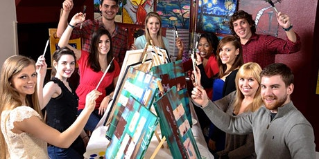 Paint and Sip Party Shipley Art Gallery tickets