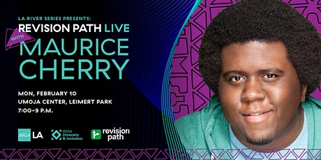 AIGA LA Presents: Revision Path LIVE in LA with Maurice Cherry tickets