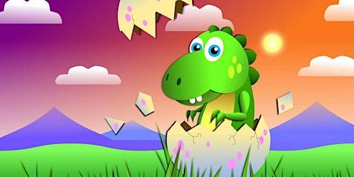 Louby Lou's storytelling: Dino Dash!