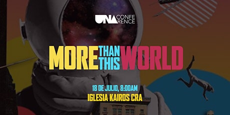 "UNA Conference 2020 ""More than this World"" entradas"