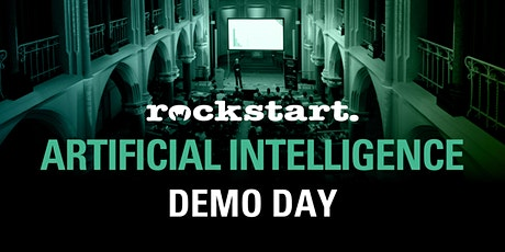 Rockstart Artificial Intelligence Demo Day 2020 tickets