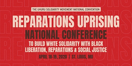 Uhuru Solidarity Movement 2020 National Convention tickets