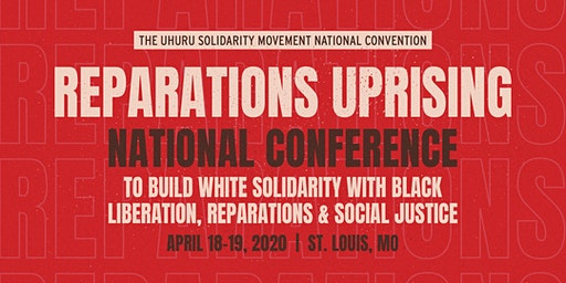 Uhuru Solidarity Movement 2020 National Convention