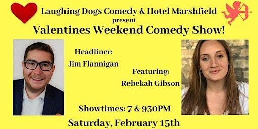 Valentine's Weekend Comedy Show