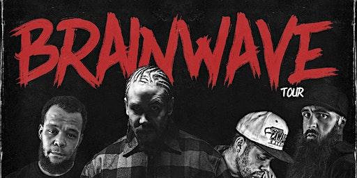 Brainwave tour : Twisted Insane , C.ray , Dikulz , Z