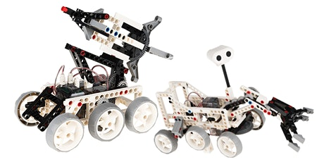 Space Explorers: RC Robots Summer Camp tickets