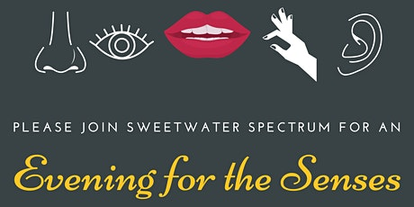 An Evening for the Senses tickets