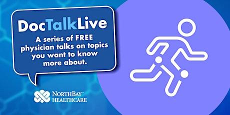 Doc Talk Live: Don't Let Painful Joints Slow You Down (Davis) tickets