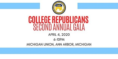 2nd Annual College Republicans at the  University of Michigan Gala