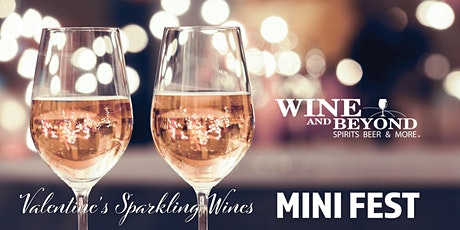 Valentine's Sparkling Wines Mini Fest(Windermere) tickets