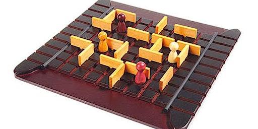Projet : fabriquer le jeu de société Corridor